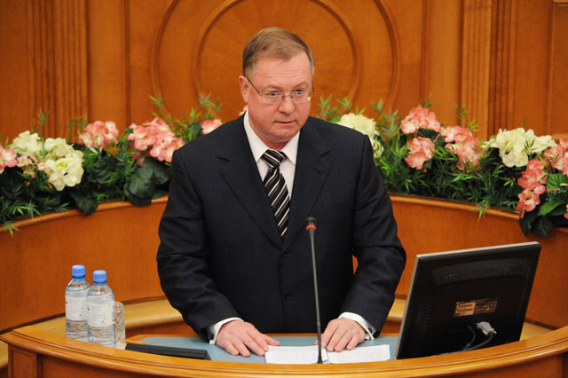 Выступление председателя ИППО С.В.Степашина. @ Департамент информации Счетной Палаты РФ