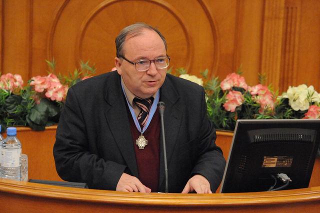 Выступление зам.председателя ИППО Н.Н.Лисового. @ Департамент информации Счетной Палаты РФ