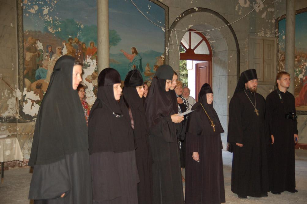 православные фильмы о горнем монастыре народных костюмах обложка