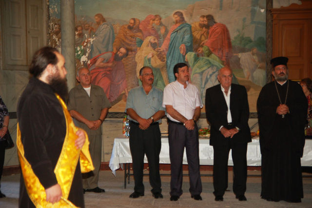 Члены Галилейского отделения ИППО. © Иерусалимское  отделение ИППО