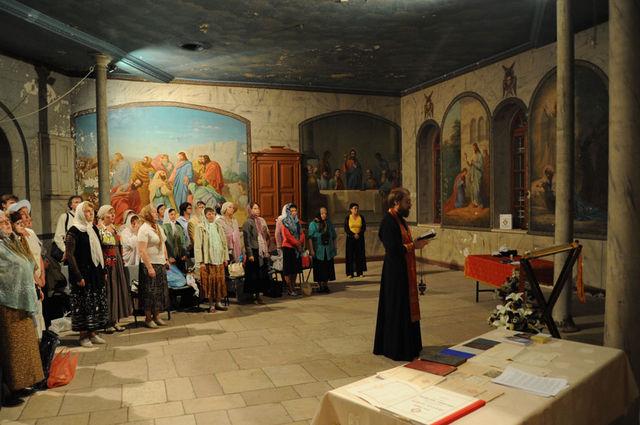 Молебен памяти председателя ИППО Великой княгини преподобномученицы Елизаветы Федоровны