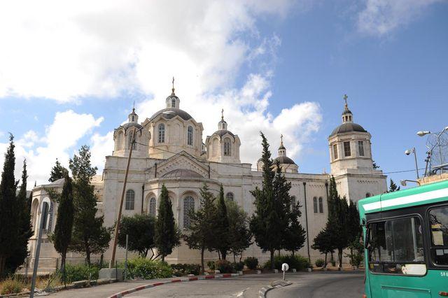 © Православный паломнический центр «Россия в красках» в Иерусалиме