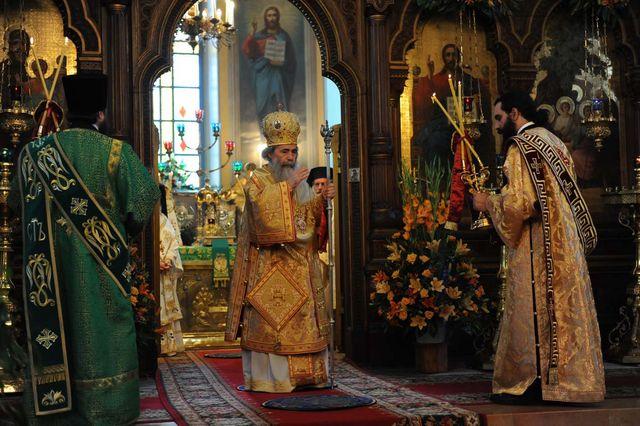Блаженнейший патриарх Иерусалимский Феофил III. © Православный паломнический центр «Россия в красках» в Иерусалиме