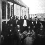 Почившие деятели ИППО в разный период.The deceased figures of the Imperial Orthodox Palestine Society (IOPS) in different period