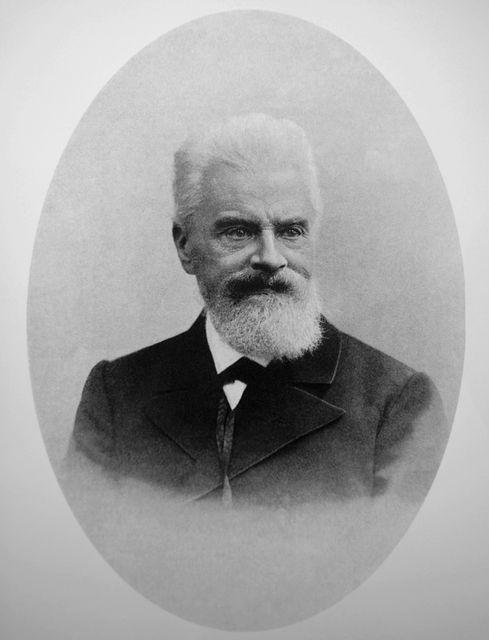 Секретарь ИППО - В.Н. Хитрово. (1882-1903). © Иерусалимское отделение ИППО