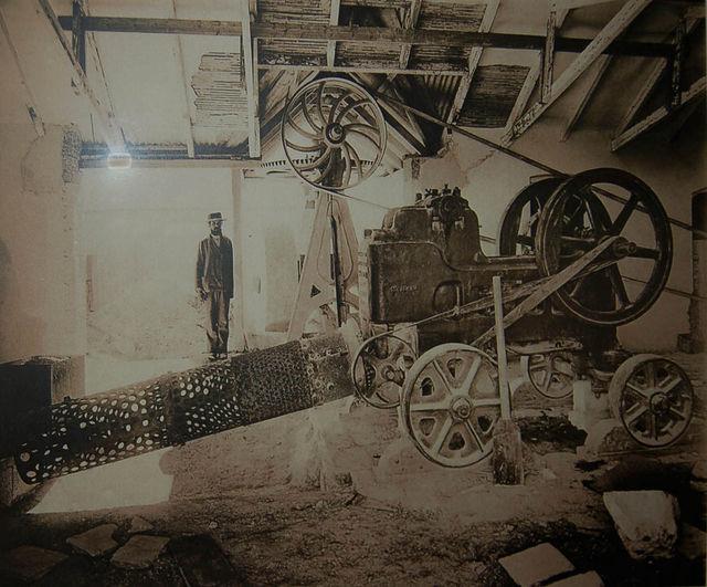 Строительная техника. © Архив Иерусалимского отделения ИППО