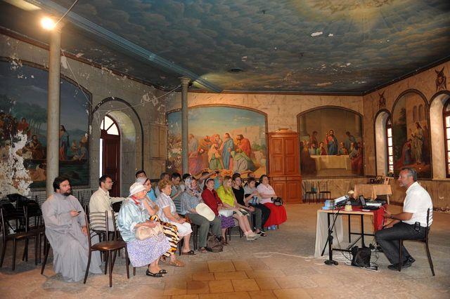 Сергиевские чтения. Фото © Иерусалимское отделение ИППО. 9 мая 2011 года