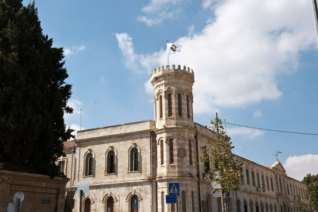 Флаг на СП