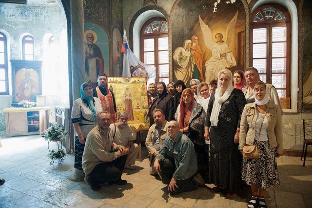 Фото на память. Калужское и Иерусалимское отделения ИППО