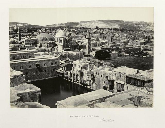 """Фотоальбом Френсиса Фрита """"Синай и Палестина"""". 1859 г."""