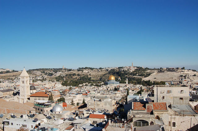 Individual one-day excursions from Jerusalem and other cities of Israel with Tour guide Pavel Platonov
