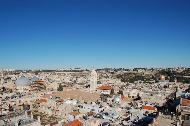 © Православный паломнический центр «Россия в красках» в Иерусалиме 12 декабря 2017 года